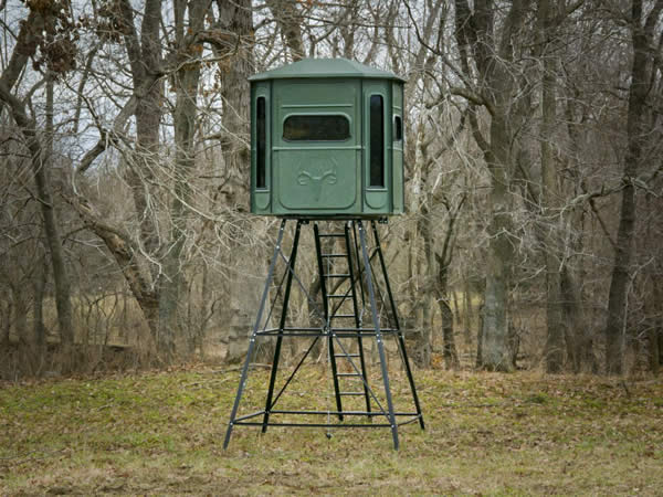 M Amp D Enterprises Amp The Lawnmower Shop Hunting Blinds By