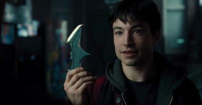Ezra Miller The Flash Justice League