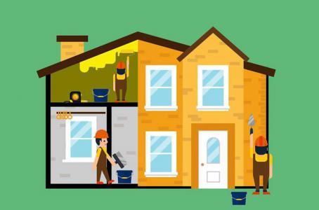 como se construye una casa