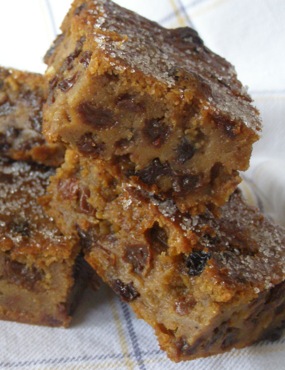 Tea Cake Bread And Butter Pudding