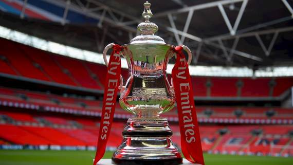 Arsenal paired with Manchester United in FA Cup 4th round