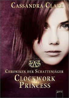 Clockwork Princes - Cassandra Clare