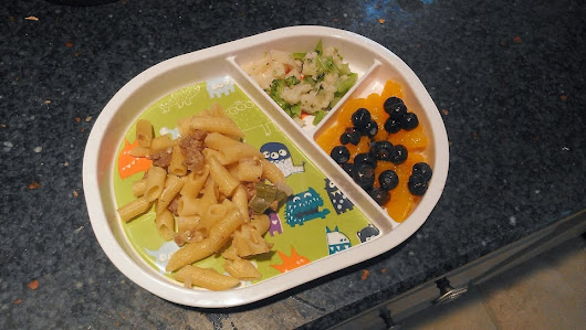 Toddler Meals: Part 1