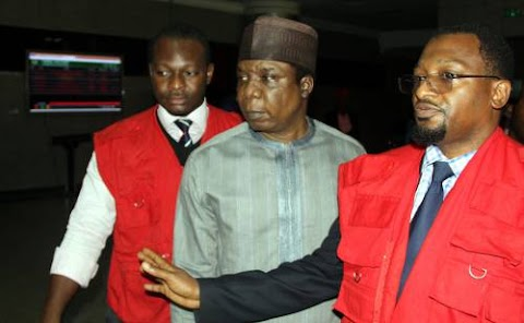 1.6bn scam: EFCC re-arraigns Diezani's associate, Omokore, others