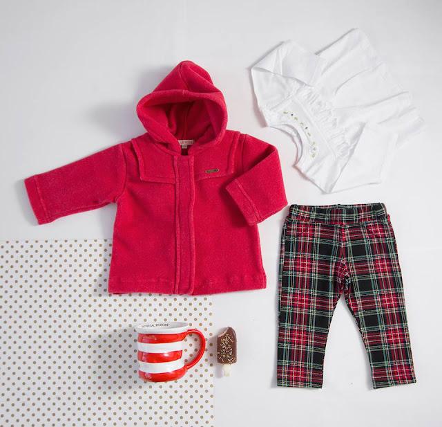 Moda bebes invierno 2017 ropa.