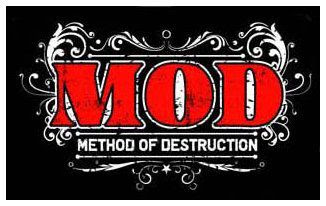 M.O.D. (Method of Destruction)_logo