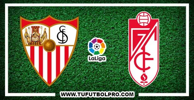 Ver Sevilla vs Granada EN VIVO Por Internet Hoy 21 de Abril 2017