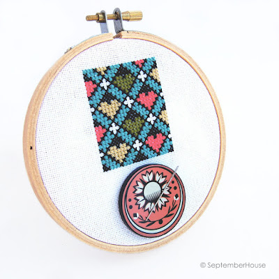 Needle Keeper for hand Embroidery
