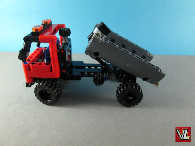 Set LEGO Technic 42084 Hook Loader
