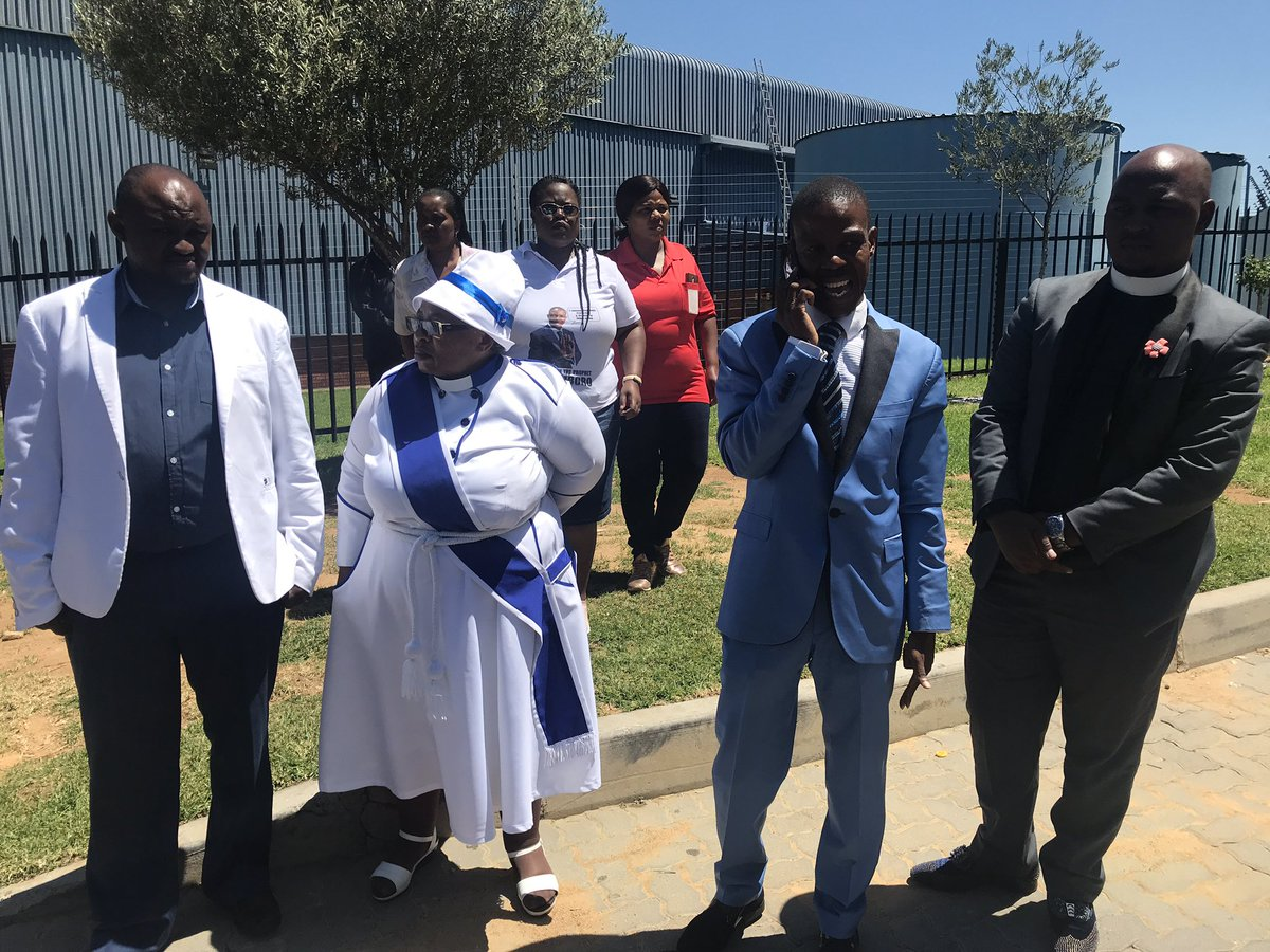 Morally Erect Pastor Mboro Confronts Pastor Lukau Who Fake Resurrected 'Dead' Man