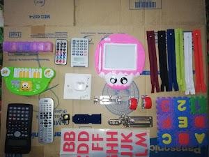 VIDEO BUSY BOARD DARI BARANG KEDAI RM2
