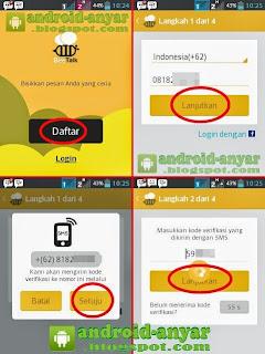 Tutorial Daftar BeeTalk Aplikasi Chat Baru Gratis