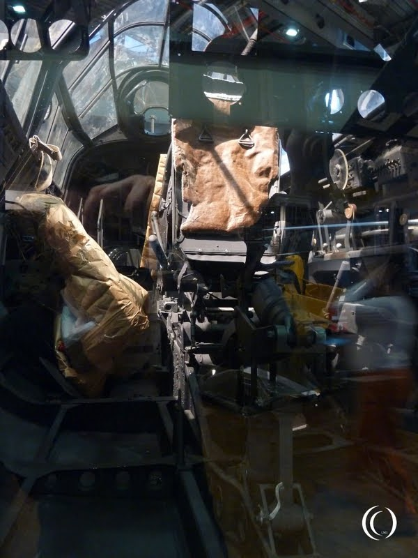 Junkers Ju 88 G1 cockpit at Deutsches Technikmuseum Berlin