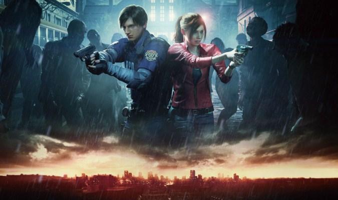 Game Horor Paling Menyeramkan - Resident Evil 2 Remake