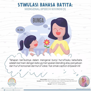 STIMULASI BAHASA BATITA:MENGENAL SPEECH SOUNDS(3)