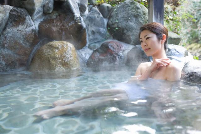 Pemandian Air Panas di Jepang