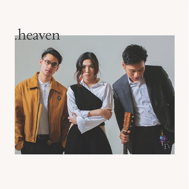 cover lagu heaven isyana afgan rendy pandugo