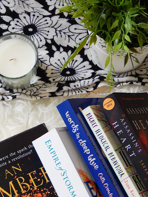 Recent Reads #1 | sprinkledpages