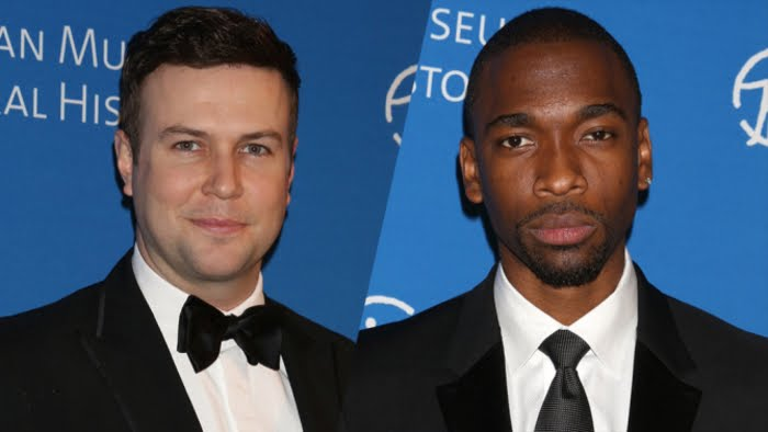 Taran Killam y Jay Pharoah