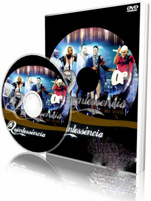 DVD Quintessência - Ao Vivo (2010)