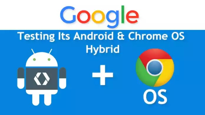 Google currently testing It's Android and Chrome OS Hybrid ...