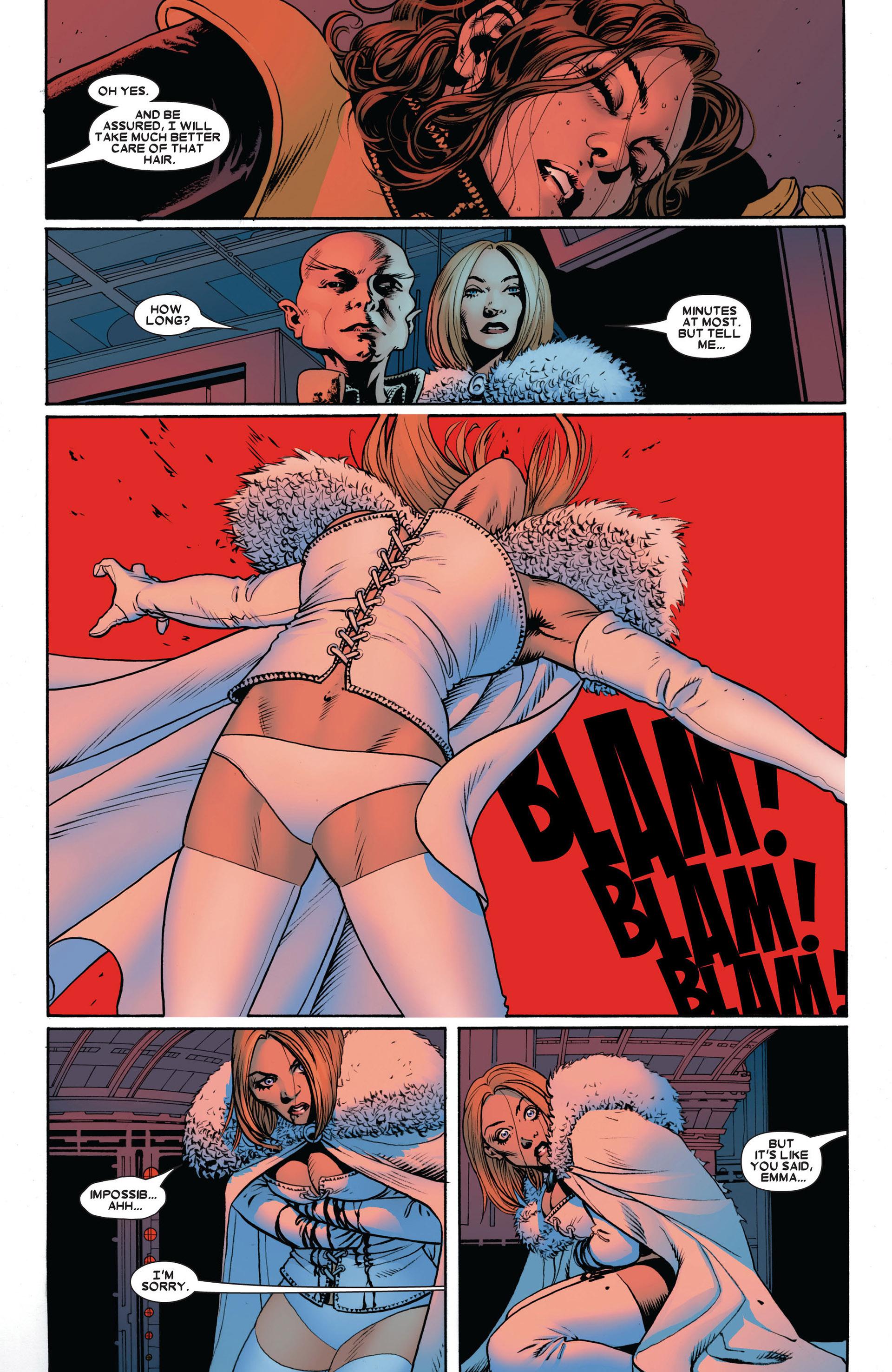 Read online Astonishing X-Men (2004) comic -  Issue #17 - 23