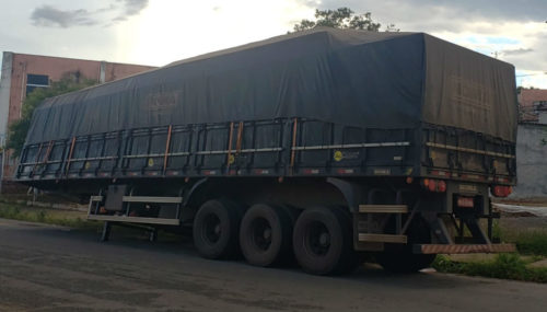 Goianápolis: Decar recupera carreta com carga avaliada em mais de cem mil reais