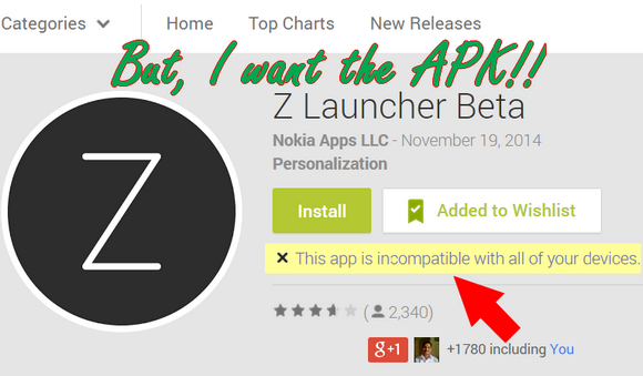 How To Download APK Of Restricted Android Application