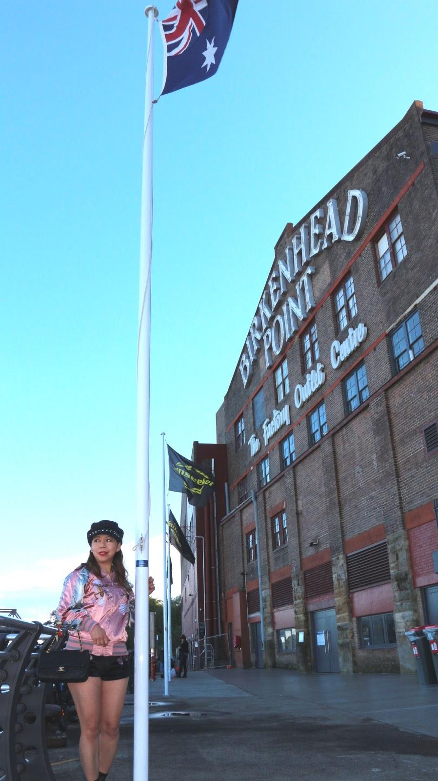 Birkenhead Point factory outlet