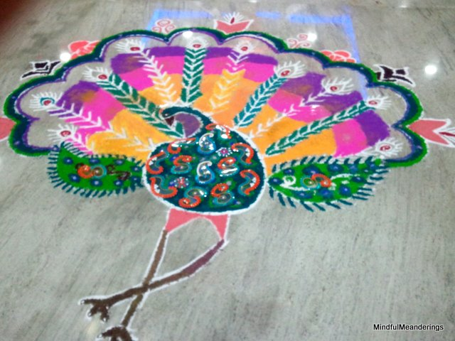 Sankranti Rangoli Designs Easy And Simple Artsy Craftsy Mom
