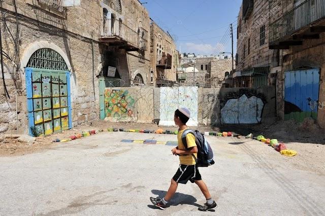 Unesco inclui Hebron na lista de patrimônio mundial