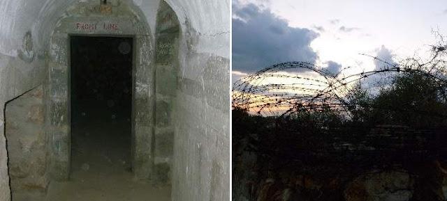 Τα πολεμικά καταφύγια της Αττικής -Είναι κρυμμένα σε Λυκαβηττό, Πειραιά, Βούλα, Γλυφάδα και βόρεια προάστια [εικόνες]