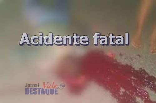 Acidente fatal