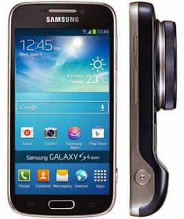 Harga dan Spesifikasi Samsung Galaxy S4 Zoom SM-C101 Terbaru
