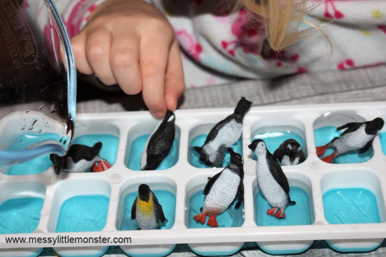 sensory play for toddlers