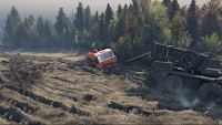 SPINTIRES камаз