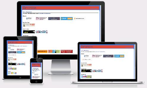 Ilustrasi Screenshot Beranda Dipopedia Pada Beberapa Perangkat - Dipopedia