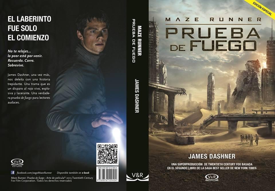 Resultado de imagen para Maze Runner 2: Prueba De Fuego (2015)