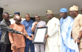 Lagos APC reps endorse Ambode for second term
