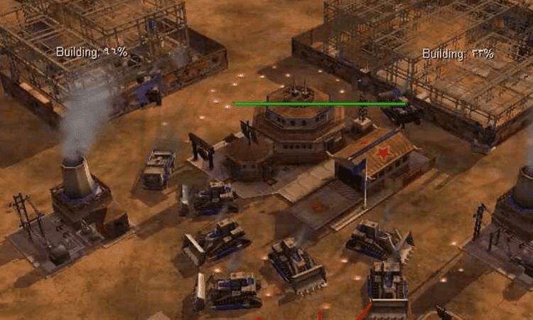تحميل لعبة جنرال الجديده مع اضافة الجيش الروسي
