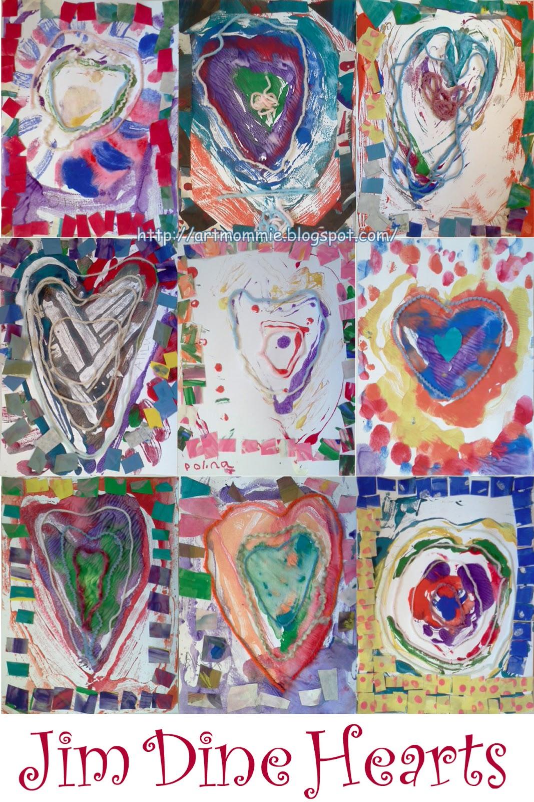 ArtMommie Summer Art CCAA Camp  Famous Artists