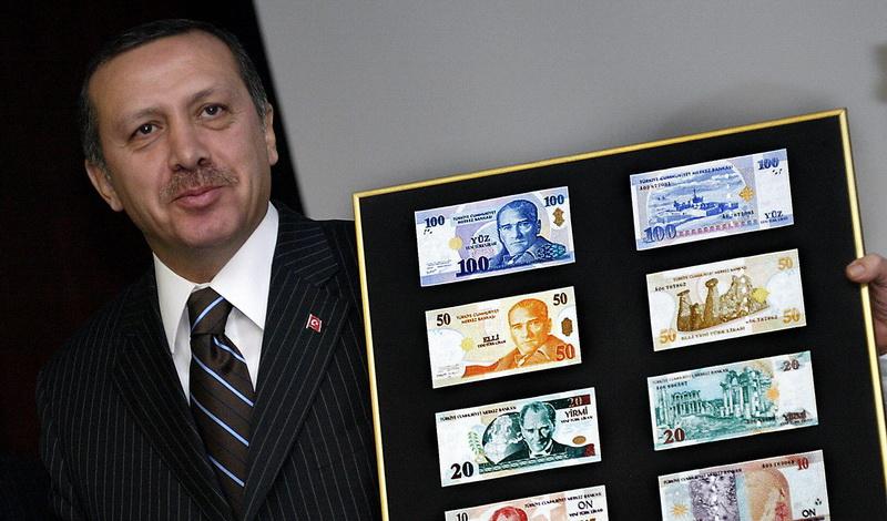 Βυθίζεται η τουρκική λίρα, κινδυνεύει η οικονομία της Τουρκίας