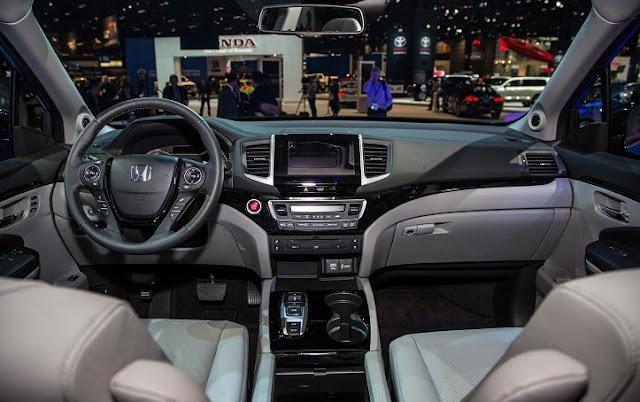 Honda Pilot Towing Capacity