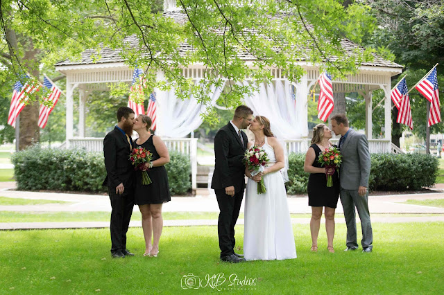 Beaver gazebo wedding