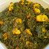 பாலக் சிக்கன் - Paalak Chicken