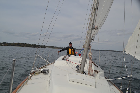 Why a Sailboat Blog?