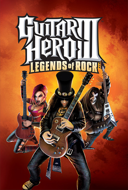 Guitar hero iii cover image - Guitar Hero 3 Legends of Rock PC