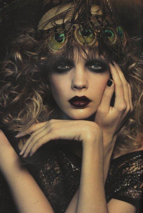 Fashion Makeup: .: Runway Fashion Makeup
