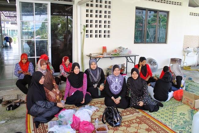 Asyura Kelantan Azie Kitchen