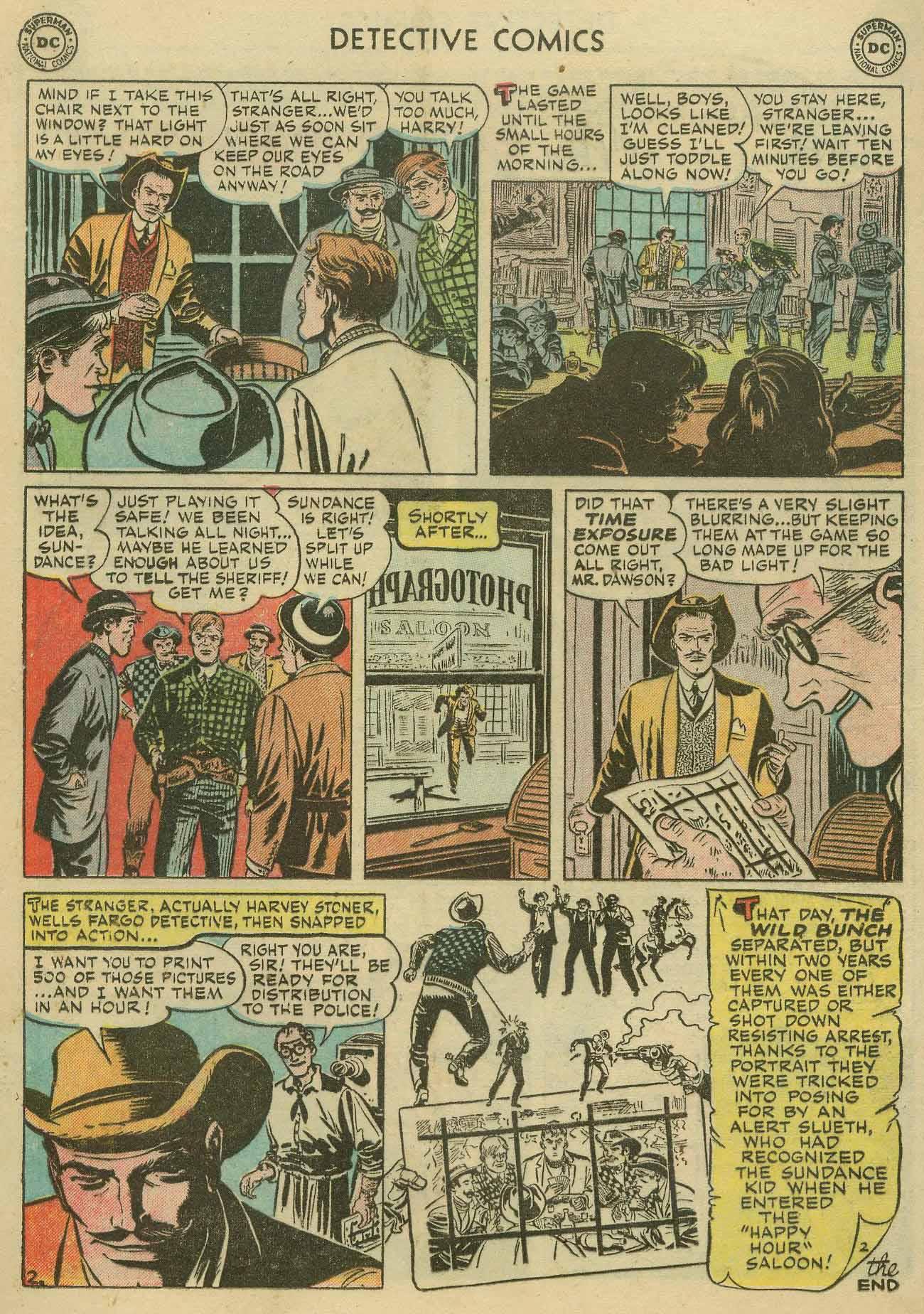 Detective Comics (1937) 175 Page 35